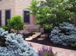 Big C Lawn and Landscaping - Stepping Stones & Mulch - Spring Cleanup, 2014 - 29