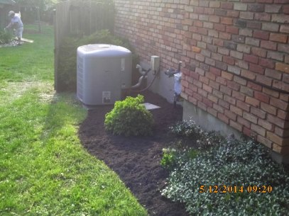 Big C Lawn and Landscaping - Mulch & Spring Cleanup, 2015 - 82