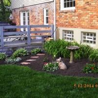 Big C Lawn and Landscaping - Mulch & Spring Cleanup, 2015 - 83