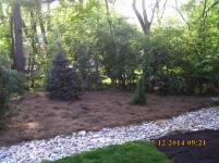 Big C Lawn and Landscaping - Pine Straw, River Rock and Mulch - Spring Cleanup, 2015 - 87