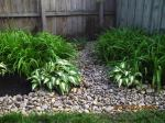 Big C Lawn and Landscaping – River Rock and Mulch - Spring Cleanup, 2015 - 89