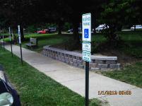 Big C Lawn and Landscaping - Diamond Block Retaining Wall, 2015 - 103